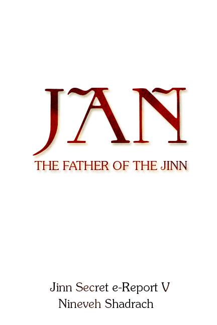 Nineveh shadrach the jinn secret report pdf